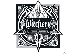 Witchery - In His Infernal Majesty's Service - (CD)