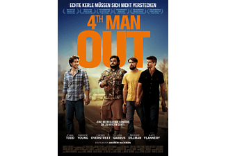 4th Man Out - (DVD)
