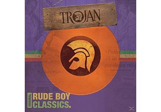 VARIOUS - Original Rude Boy Classics - (Vinyl)