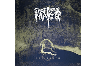 Face Your Maker - Ego: Death - (CD)