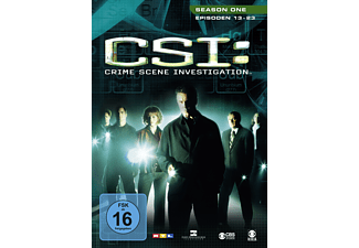 CSI: Las Vegas 1.2 Staffel (Episode 13-23) [DVD]