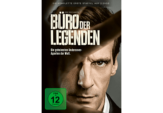 Büro der Legenden - Staffel 1 [DVD]