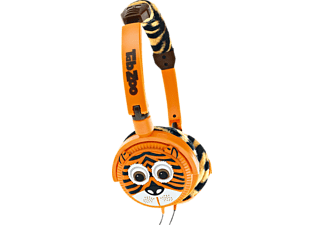 TABZOO Kids Headphone Tijger