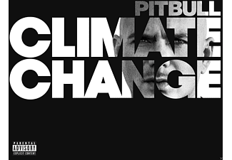 Pitbull - CLIMATE CHANGE - (CD)