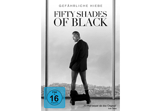 Fifty Shades of Black - Gefährliche Hiebe - (DVD)