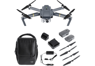 DJI Mavic Pro + Fly More Combo Drohne