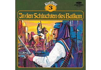 Karl May - Karl May Klassiker-In den Schluchten des Balkan - (CD)