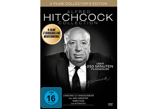 Alfred Hitchcock Collection Vol.1 - (DVD)
