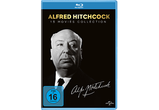 Alfred Hitchcock Collection - (Blu-ray)