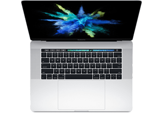 "APPLE MacBook Pro 15"" Touch Bar Core i7-6820HQ/16/512GB/ Radeon Pro 455 2GB Silver - (MLW82GR/A)"