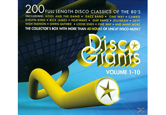 VARIOUS - Disco Giants - (CD)