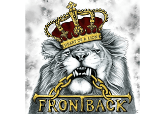 Frontback - Heart Of A Lion - (CD)