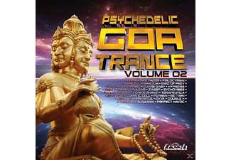 VARIOUS - Psychedelic Goa Trance 2 - (CD)