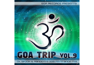 VARIOUS - Goa Trip 9 - (CD)