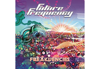 Future Frequency - Freakuencies - (CD)
