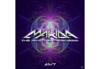 Makida - The Fractal Phenomena - (CD)