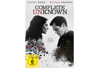 Complete Unknown - (DVD)