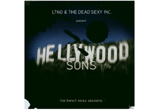 Ltno vs The Dead Sexy Inc. - Hellywood Songs - (CD)