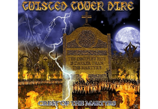 Twisted Tower Dire - Crest Of The Martyrs - (CD)