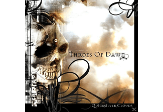 Throes Of Dawn - Quicksilver Couds - (CD)