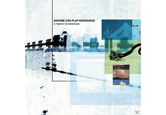 VARIOUS - ANYONE CAN PLAY RADIOHEAD - (CD)