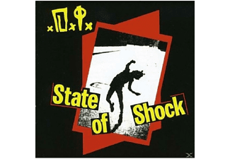 Di - State Of Shock - (CD)