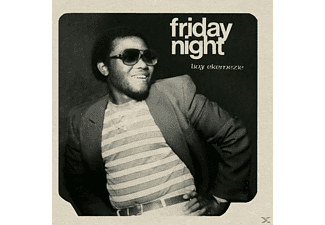 Livy Ekemzie - Friday Night - (CD)