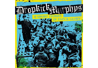 Dropkick Murphys - 11 Short Stories Of Pain And Glory (LP farbig) - (LP + Download)