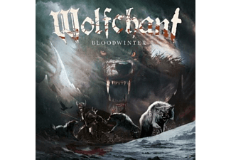 Wolfchant - Bloodwinter (Limited Box,Größe M) - (CD + T-Shirt)