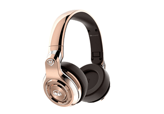 monster bluetooth kopfh rer elements over ear rose gold. Black Bedroom Furniture Sets. Home Design Ideas