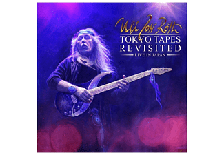 Uli Jon Roth - Tokyo Tapes Revisited-Live in Japan - (Blu-ray + CD + LP)