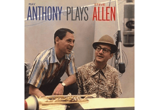 Ray Anthony - Plays Steve Allen (CD)