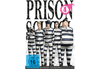 Prison School - Vol. 4 - (DVD)