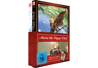 Maria, the Virgin Witch – Box 1 – Limited Edition mit Manga – DVD [DVD]