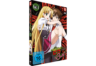 Highschool DxD BorN – Staffel 3 Vol. 4 [DVD]