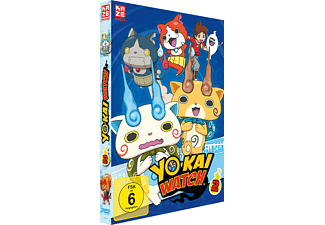 Yo-Kai Watch - Vol. 2 - (DVD)