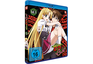 Highschool DxD BorN – Staffel 3 Vol. 4 [Blu-ray]