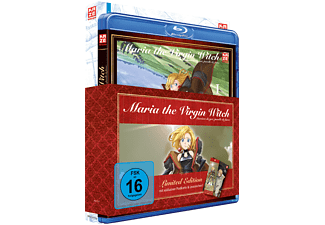Maria, the Virgin Witch – Box 1 – Limited Edition mit Manga [Blu-ray]