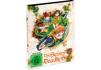The Seaven Deadly Sins 3 - (Blu-ray)