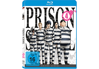 Prison School - Vol. 4 [Blu-ray]