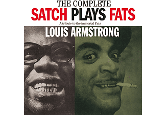 Louis Armstrong - Complete Satch Plays Fats (CD)