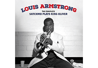 Louis Armstrong - Complete Satchmo Plays King Oliver (CD)