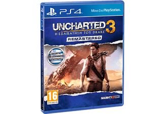 Uncharted 3: Η Εξαπάτηση του Drake Remastered PS4