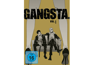 Gangsta - Vol. 1 (Limited Edition) [DVD]