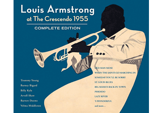 Louis Armstrong - At the Crescendo 1955 (Complete Edition) (CD)