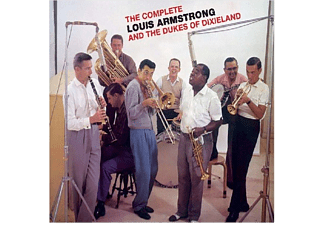 Louis Armstrong - Complete Louis Armstrong and the Dukes of Dixieland (CD)
