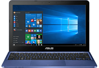 ASUS E200HA-FD0042TS, Notebook mit 11.6 Zoll Display, Atom™ x5 Prozessor, 2 GB RAM, 32 GB eMMC, Intel® HD-Grafik