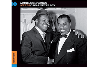 Louis Armstrong, Oscar Peterson - Louis Armstrong Meets Oscar Peterson (CD)