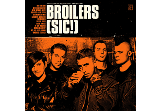 Broilers - (sic!) - (LP + Bonus-CD)