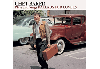 Chet Baker - Plays and Sings Ballads for Lovers (CD)